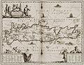 Creta nu Candia met Oude en Hedendaeghse Namen - Dapper Olfert - 1688.jpg
