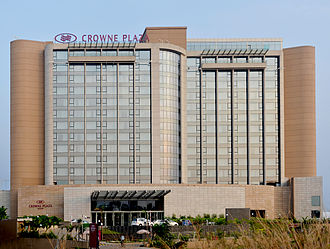 Crowne Plaza - Crowne Plaza in Kochi, India