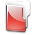 Crystal Clear filesystem folder red.png