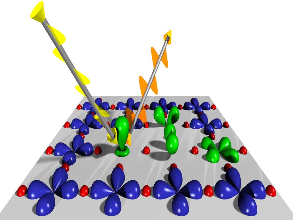 CuO2-plane in high Tc superconductor