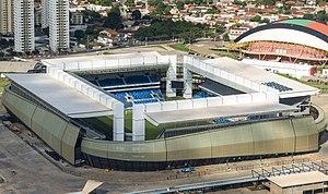 Arena Pantanal - Image: Cuiaba Arena