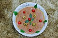 Cuisine of Iran آشپزی ایرانی 18-خوراک لوبیا.jpg