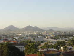 View of Culiacán
