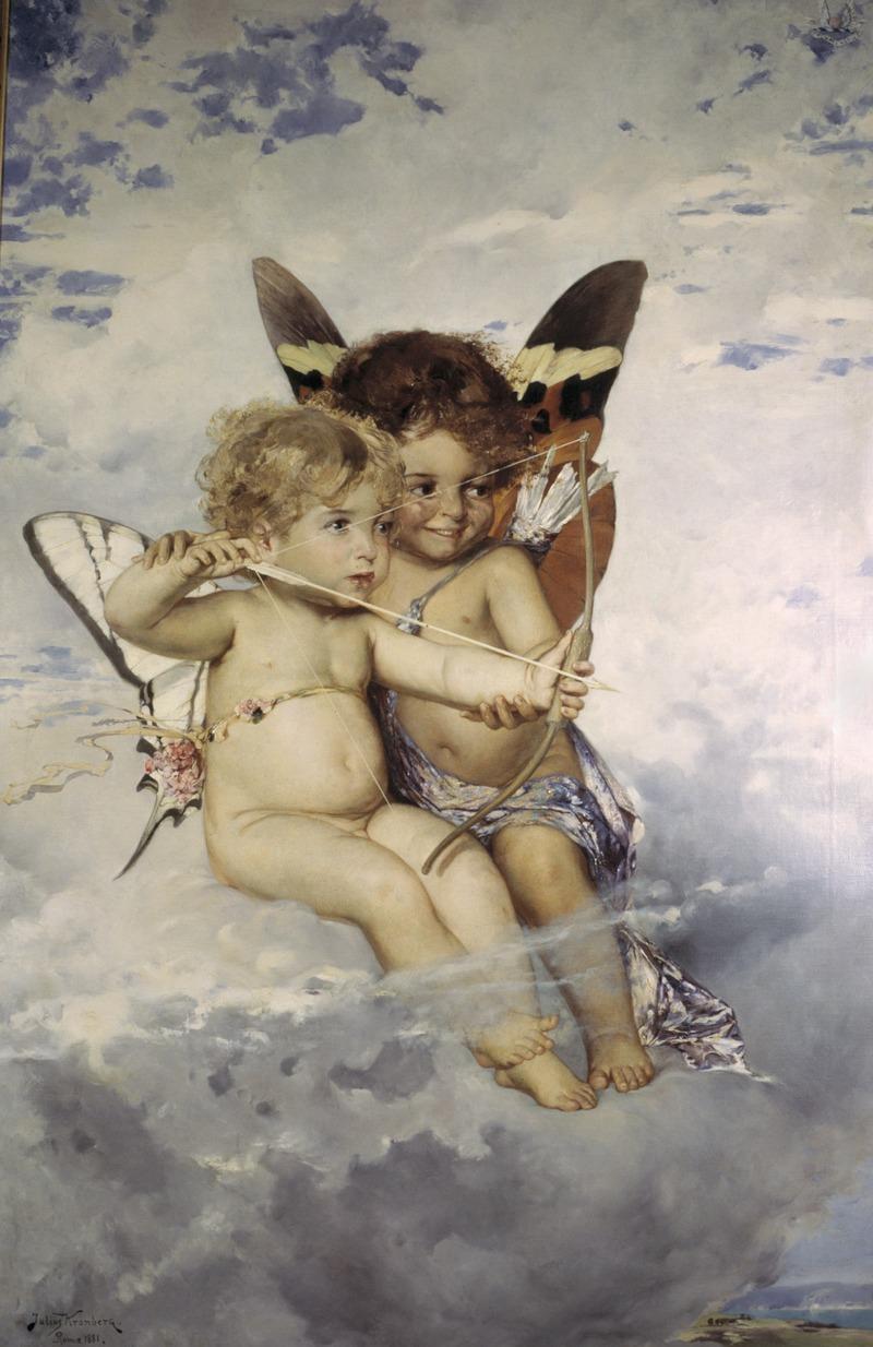 Cupids (Julius Kronberg) - Nationalmuseum - 21076.tif