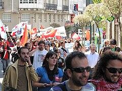 Día do traballo. Santiago de Compostela 2009 36.jpg