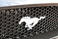 Dülmen, Automeile auf dem Kartoffelmarkt, Ford Mustang -- 2019 -- 9909.jpg