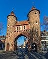 Dülmen, Lüdinghauser Tor -- 2013 -- 0125.jpg