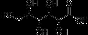 Sugar acid - Aldonic acid