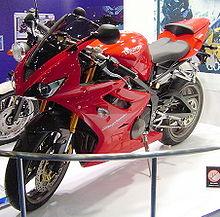 Triumph Daytona 675 Wikipedia