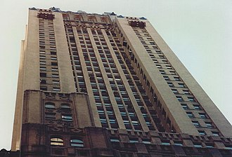 DDC-I - DDC-I's development office in New York was on the 31st floor of this building.