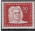 DDR-Briefmarke Bachjahr 1950 30+8 Pf.JPG