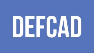 DEFCAD - Image: DEFCAD logo