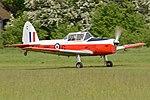 DHC-1 Chipmunk 22 'WG321 - G' (G-DHCC) (32696786980).jpg