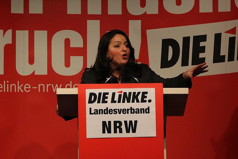 File:DIE LINKE. NRW Sevim Dagdelen 2.jpg