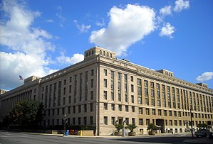 United States Department of Agriculture South Building - Image: DOA, South Building Washington, D.C