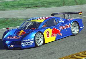 Picchio Racing Cars - Image: DP2 Picchio