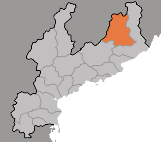 Hochon County County in South Hamgyong Province, North Korea