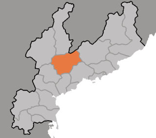 Sinhung County County in South Hamgyong Province, North Korea