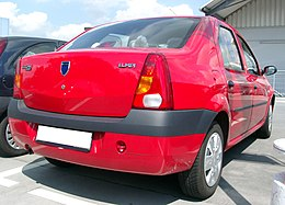 Dacia Logan rear 20070611.jpg