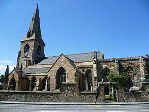 Dalkeith - St. Nicholas-Buccleuch Church