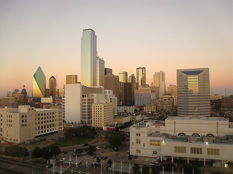 File:Dallas at twilight.jpg