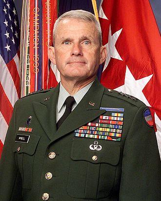 Dan K. McNeill - General Dan Kelly McNeill Commanding General, U.S. Army Forces Command