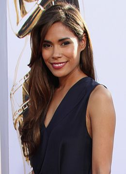 Daniella Alonso at the 2014 Alma Awards.jpg