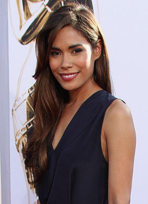 Daniella Alonso - Alonso at the October 2014 Alma Awards