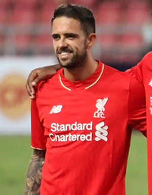 Danny Ings - Ings lining up for Liverpool in 2015