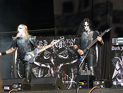 Dark Funeral auf dem Wacken Open Air 2012