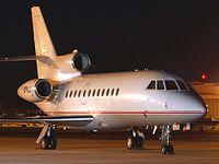 F-GPNJ - F900 - La Baule Aviation Valljet