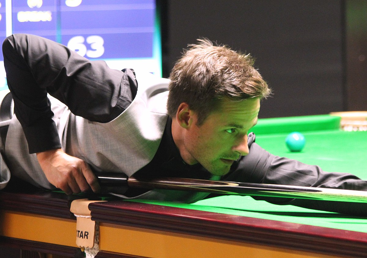 David Gilbert Snooker