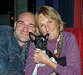 David Shankbone and Ingrid Newkirk.jpg