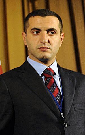 Davit Kezerashvili - Image: Davit Kezerashvili