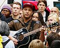 Day 28 Occupy Wall Street Tom Morello 2011 Shankbone 3.JPG