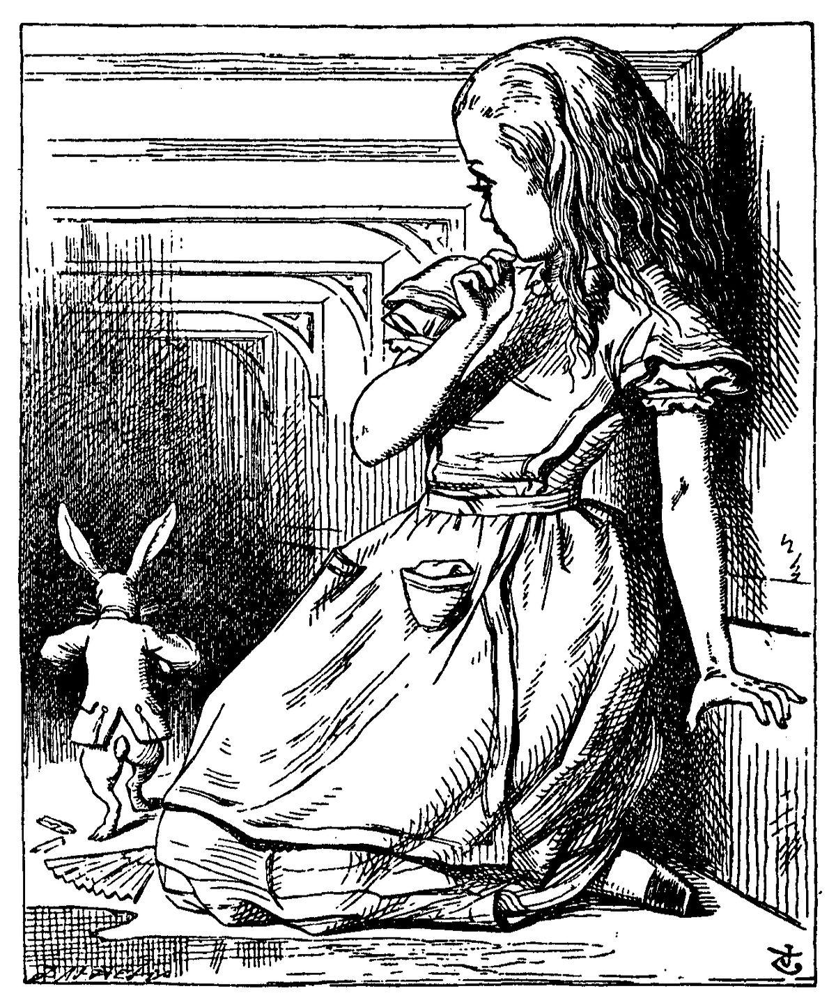 Alice in Wonderland - Wikiquote