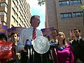 De Blasio & Community Mark End of Ambulance Diversion at L.I.C.H. (9688780676).jpg