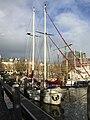 De HD 125 in de Veerhaven (01).JPG