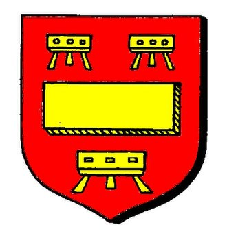 Hospitality - Image: De Stratford Coat of Arms