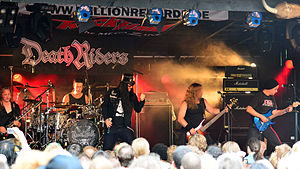Deathriders – Headbangers Open Air 2014 03.jpg