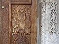 Decorative Door and Wall - Gandzasar Monastery - Nagorno-Karabakh (19205843755) (2).jpg