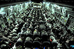 Defense.gov News Photo 111218-F-MJ260-913 - U.S. Air Force airmen prepare to take-off on a C-17 Globemaster III cargo aircraft at Ali Air Base Iraq signaling the end of Operation New Dawn.jpg