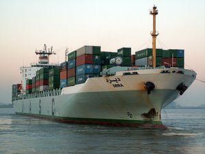 Deira, at Port of Antwerp, Belgium 11-Oct-2005.jpg