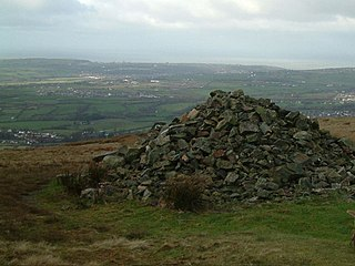 Dent (fell) mountain in the United Kingdom
