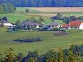 Der Fasanenweg in Brauweiler von der Kirner Straße in Schloss Dhaun aus gesehen - panoramio.jpg