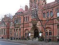 Derby - Library - frontage on The Wardwick (geograph 3266350).jpg