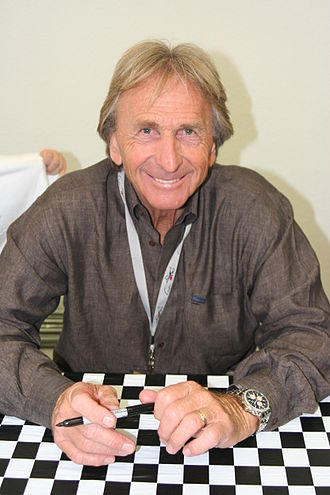 Derek Bell (racing driver) - Bell in 2008