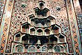 Detail, muqarnas. Mihrab. From Beyhekim Mosque in Konya, Turkey. 13th century CE. Islamic Art Museum (Museum für Islamische Kunst), Berlin.jpg