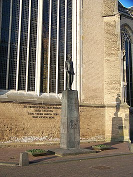 Verzetsmonument in Deventer (1958)