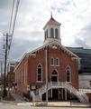 Dexter Avenue King Memorial Baptist Church & Parsonage, Montgomery, Alabama LCCN2010647651.tif